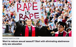 Link Market Watch Article Andrea Barrica Want to reduce sexual assault? Start with eliminating abstinence-only sex education
