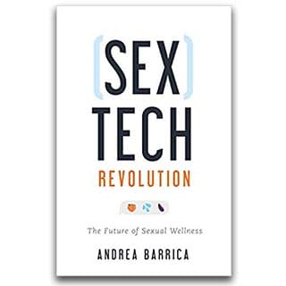 Andrea Barrica Book Sex Tech Revolution