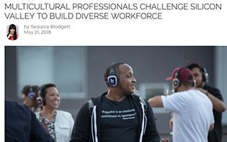 Link Black Enterprise Article Andrea Guendelman Multicultural Professionals Challenge Silicon Valley