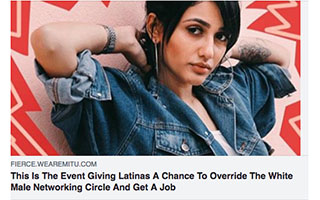 Link Fierce Article Andrea Guendelman This is The Event Giving Latinas a Chance to Override