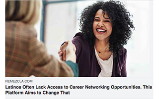 Link Remezcla Article Andrea Guendelman Latinos Often Lack Access to Career Networking Opportunities