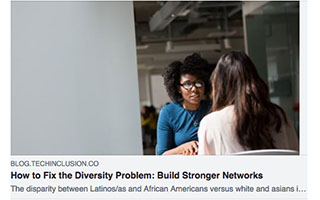 Link TechInclusion Blog Article Andrea Guendelman How to Fix the Diversity Problem