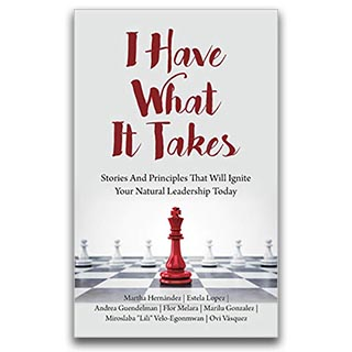Andrea Guendelman Book I Have What It Takes