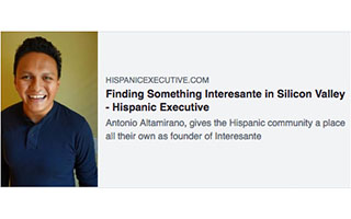Link Hispanic Executive Article Finding Something Interesante