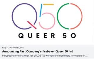 Arlan Hamilton Article Fast Company Queer 50