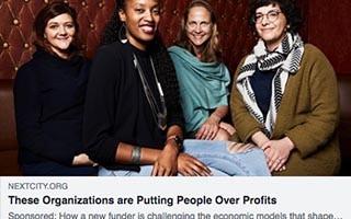 Astrid Scholz Articles NextCity These Organizations Are Putting People Over Profits