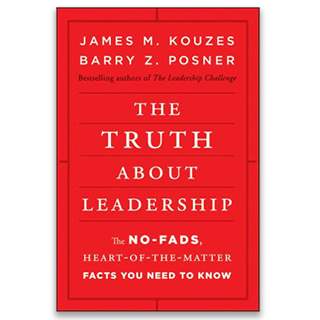 Link Amazon Book Barry Posner The Truth About Leadership