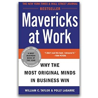 Link Amazon Bill Taylor Book Mavericks at Work
