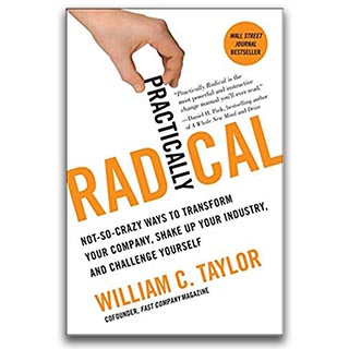 Link Amazon Bill Taylor Book Practically Radical