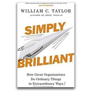 Link Amazon Bill Taylor Book Simply Brilliant