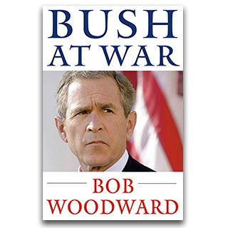 Link Amazon Bob Woodward Book Bush At War