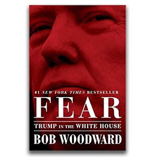 Link Amazon Bob Woodward Book Fear Trump In The White House