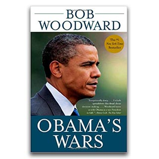 Link Amazon Bob Woodward Book Obamas Wars