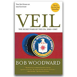 Link Amazon Bob Woodward Book Veil The Secret Wars of the CIA