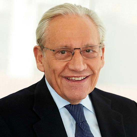 Bob Woodward Featured Keynote Speaker Pulitzer Prize-Winning Journalist Author