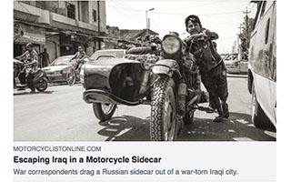 Link Motorcyclist Online Article Carmen Gentile