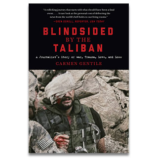 Link Amazon Book Carmen Gentile Blindsided by the Taliban