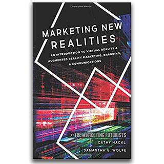 Link Amazon Book Cathy Hackl Marketing New Realities