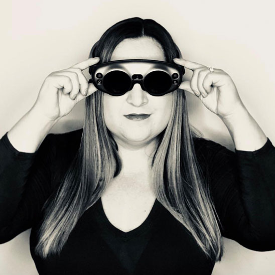 Featured Cathy Hackl VR AR Marketing Technology Influencer
