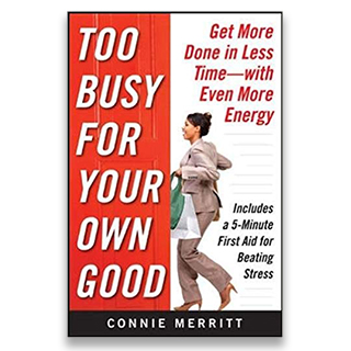 Link Amazon Book Connie Merritt Get More Done In Less
