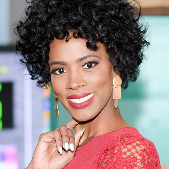 Featured Courtney Caldwell Keynote Speaker Business Technology Cofounder and COO of ShearShare