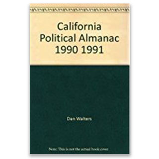 Link Amazon Book Dan Walters California Political Almanac