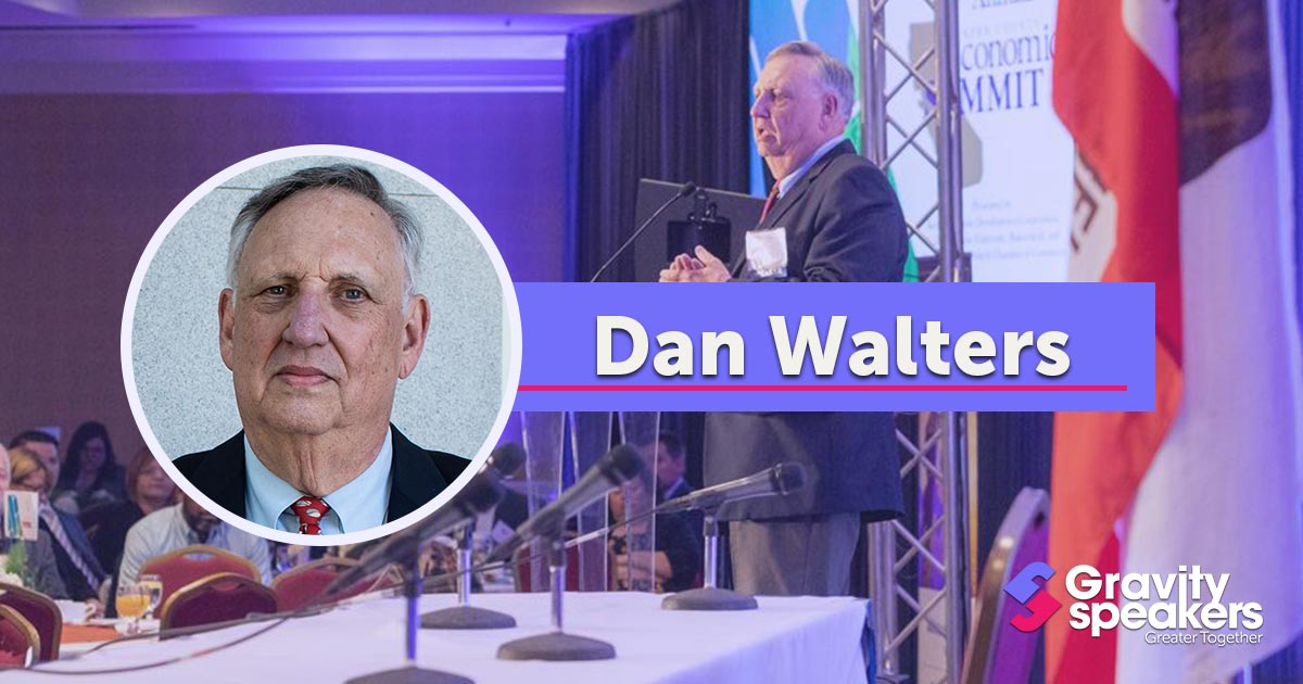 Dan Walters | Political and Current Events Journalist