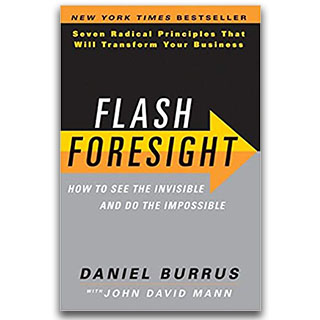 Link Amazon Book Daniel Burrus Flash Foresight
