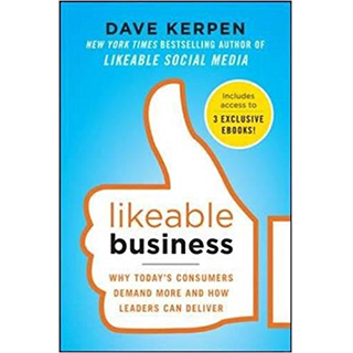Link Dave Kerpen Book Likeable Business Gravity Speakers