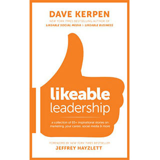 Link Amazon Dave Kerpen Book Likeable Leadership Gravity Speakers