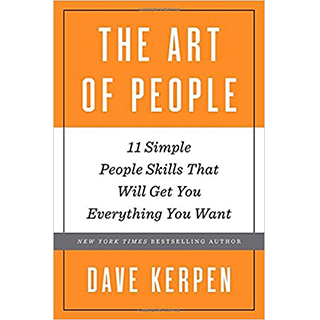 Link Amazon Dave Kerpen Book The Art of People Gravity Speakers