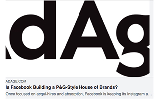 Link AdAge Article Dave Knox Is Facebook Building