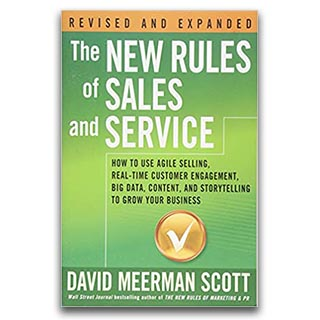 Link Amazon David Meerman Scott Book The New Rules of Sales and Service