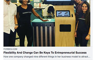 Link Forbes Article Dawn Dickson Flexibility and Change