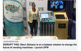 Link LaunchDFW Article Dawn Dickson