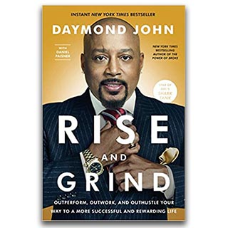 Link Amazon Daymond John Book Rise and Grind