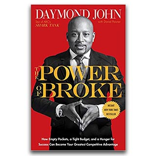 Link Amazon Daymond John Book The Power of Broke