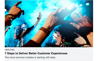 Link Harvard Business Review Denise Lee Yohn Article 7 Steps To Deliver Better Customer Service Gravity Speakers