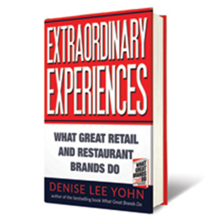 Link Amazon Denise Lee Yohn Book Extraordinary Experience Retail Restaurant Gravity Speakers