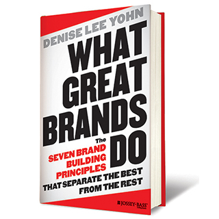 Link Amazon Denise Lee Yohn Book What Great Brands Do Gravity Speakers