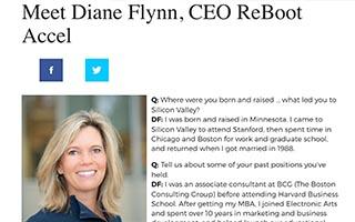 Diane Flynn Article Bay Area Women Meet Diane Flynn CEO ReBoot