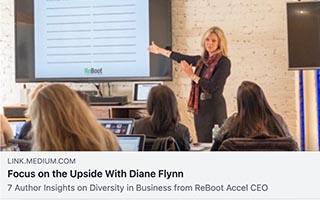 Diane Flynn Articles Medium Focus on the Upside with Diane Flynn