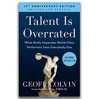 Link Amazon Geoff Colvin Book Talent is Overrated