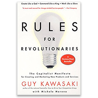 Link Amazon Book Guy Kawasaki Rules for Revolutionaries Gravity Speakers