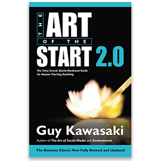 Link Amazon Book Guy Kawasaki Art of Start Gravity Speakers