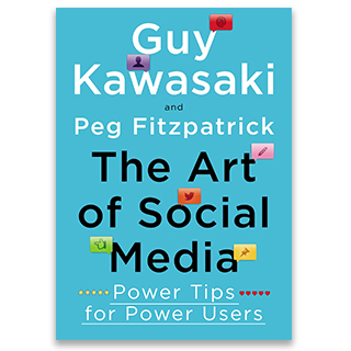 Link Amazon Book Guy Kawasaki Art of Social Media Gravity Speakers
