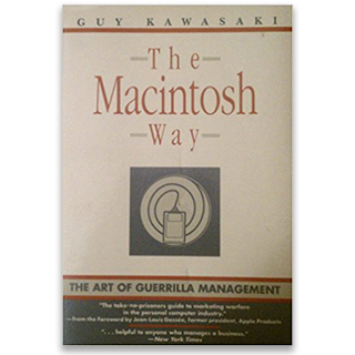 Link Amazon Book Guy Kawasaki The Macintosh Way