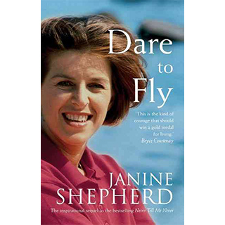 Link to Amazon Janine Shepherd Keynote Gravity Speakers