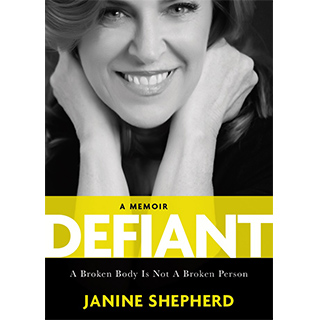 Link to Amazon Janine Shepherd Gravity Speakers Motivational