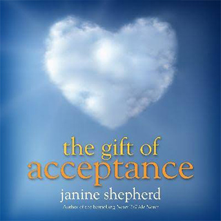 Link to Amazon Janine Shepherd Book The Gift Of Acceptance Gravity Speakers